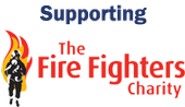Fire Risk Assessor Bristol and Bath. Wyvern Risk Management supports The Fire Fighters Charity.