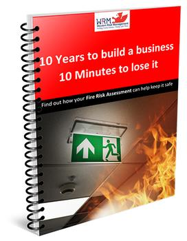 Fire Risk Assessments Bristol. Wyvern Risk Management e-book.